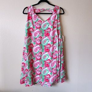 Altar'd State Pocketed Picnic Swing Dress